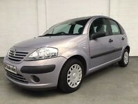 2002 CITROEN C3 1.4 LX 5dr *** LONG MOT ***
