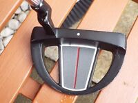 Fazer Putter. Very Good Condition........very good grip in good condition.