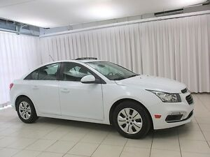 2016 Chevrolet Cruze WHAT A GREAT DEAL!! LT TURBO SEDAN w/ SUNRO