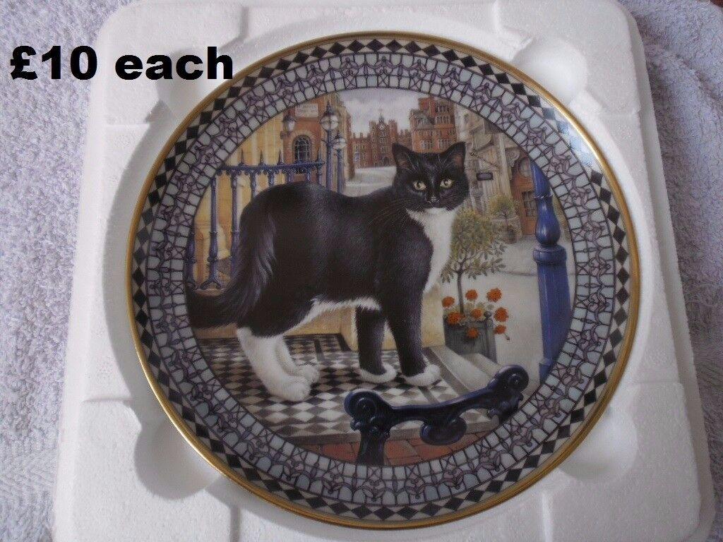 Danbury Mint Plates