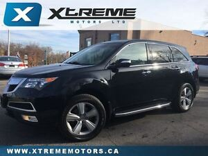 2012 Acura MDX TECH PKG/ NAVIGATION/ ONE OWNER