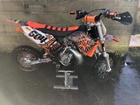 KTM 65sx 2012 Stolen 19 December