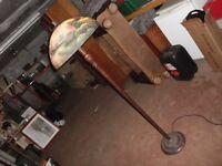 VINTAGE RETRO STYLE STANDARD LAMP