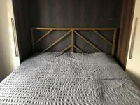 Super king size Piper bed