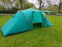 6 person 2 sleeping area tent ( Freedom Trail Oregon 6)
