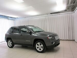 2016 Jeep Compass HIGH ALTITUDE 4X4 SUV