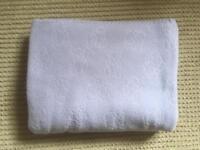 Purple fleece pram blanket