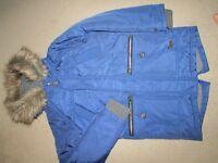 JJ Jeans at Debenhams parker jacket age 9-10