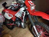 Yamaha dtr 125 1999