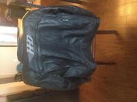 Large Leather Harley Davidson jacket
