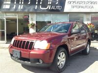 2008 Jeep Grand Cherokee Laredo ** Mercedes Diesel, Leather **
