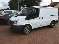 Transit van St wheels good van £2250 traffic l200 truck
