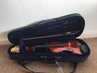 Beginners violin. In good condition