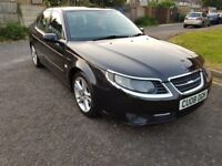 2008 Saab 9-5 1.9 TiD Vector Sport 4dr Automatic @07445775115 Heated Seat+Leather+Good+Runner+Sport+