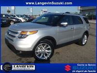 2014 Ford Explorer Limited/4WD/CUIR/GPS/TOIT PANORAMIQUE