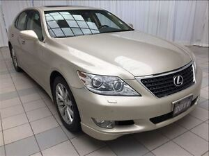2011 Lexus LS 460 Sport Appearance Package: AWD and Warranty.