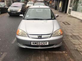 Honda Civic Se Executive Ima .. Petrol/Electric .. Drives Very Good .. Px ( Bmw Mercedes Audi Vw )