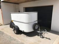 Ifor Wiliams box trailer P6e