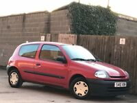 Renault Clio 1.2 3dr WOW!! *FULL HISTORY+ONLY 28k*