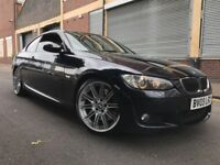 BMW 3 Series 2009 3.0 330d M Sport 2 door AUTOMATIC COUPE, 1 OWNER, FSH, 6 MONTHS WARRANTY, BARGAIN
