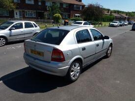 Vauxhall Astra G 2003 1.6 petrol
