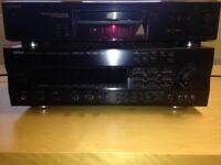 AV Receiver Amp - Yamaha RX V592 RDS