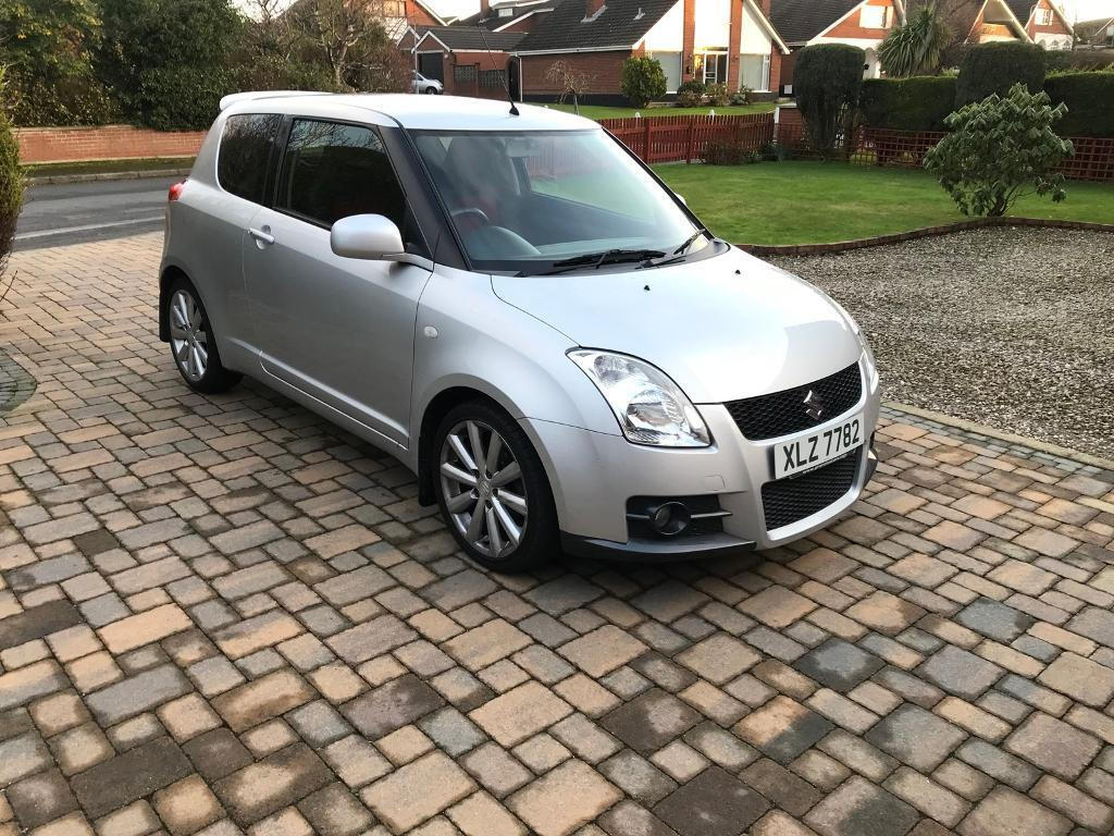 2008 suzuki swift sport low miles 35000 1 owner from new in bangor county down gumtree. Black Bedroom Furniture Sets. Home Design Ideas