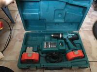 Makita drill 18v