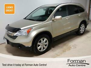 2008 Honda CR-V EX-L - REMOTE START! Sunroof | Heated Leather