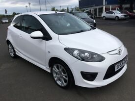 2010 Mazda 2 TAMURA 1.3 , mot - March 2019 , only 76,000 miles,3 owners ,clio...