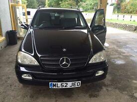Mercedes Benz M CLASS ML270 (52)
