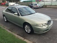 02 Rover 75 Club CDT SE. BMW diesel with full service history. Immaculate example.
