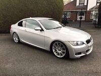 BMW 335D M SPORT COUPE 2007 £9,000 URGENT SALE!!