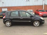 2003 Renault Scenic 1,6 litre 5dr 11 months mot