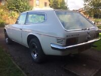 Reliant scimitar Gte v6 3.0 Essex manual overdrive easy project 1974