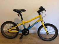 "Pinnacle Evans Cycles Koto 16""; Lightweight Kids Bike - Tektro Mini-V Brakes"