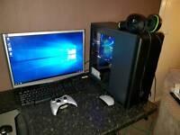 Gaming & desktop pc