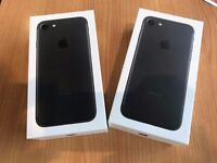 APPLE IPHONE 7 32GB ( EE , ORANGE , VIRGIN ) BRAND NEW BOXED COMES WITH APPLE WARRANTY