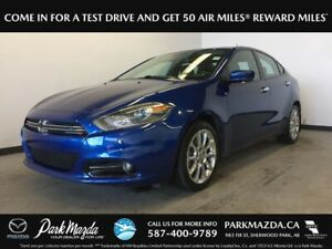 2014 Dodge Dart Limited - Bluetooth, Backup Cam, NAV