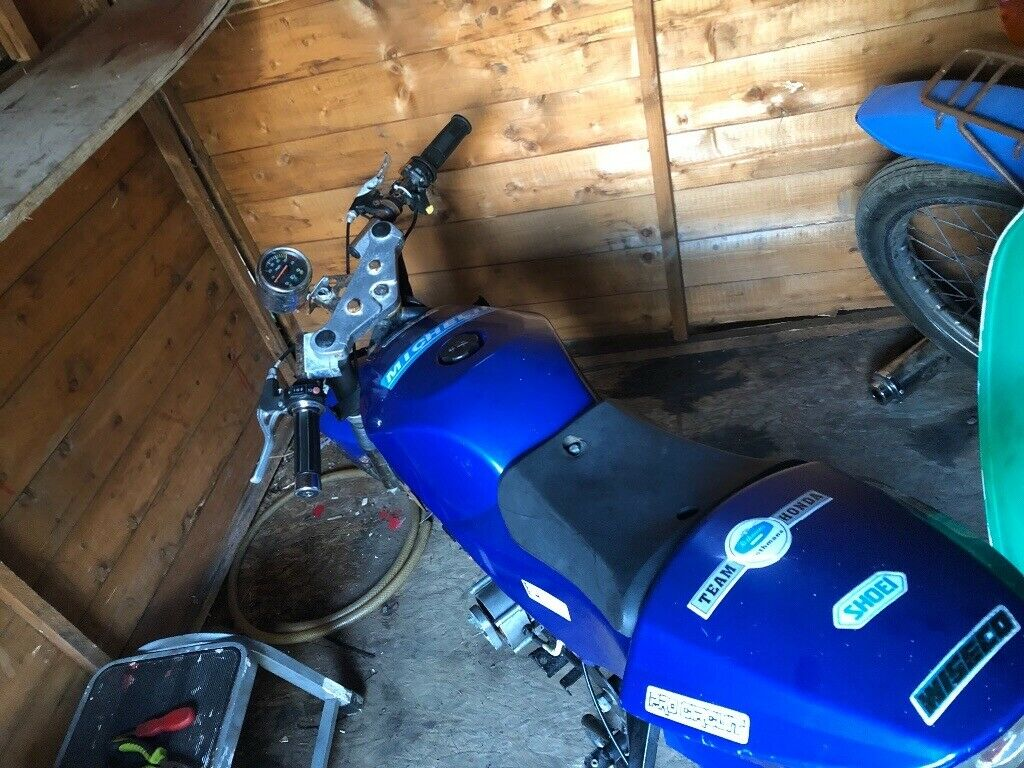 Motorbike 50cc electric start | in Perth, Perth and Kinross | Gumtree