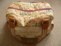 Pink Lining (Blooming Gorgeous) Changing Bag