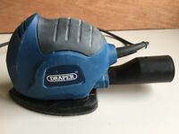 Draper 76219 230-Volt 100-Watt Tri-Palm Sander PT100