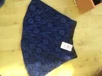 New still with labels Zara skirt size 10