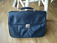 Leather Mens Satchel/briefcase