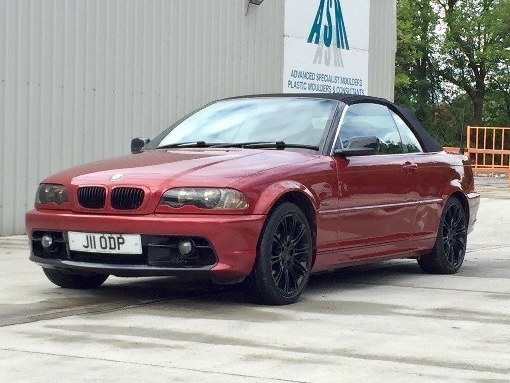 BMW I CONVERTIBLE IN EXCELLENT CONDITION FOR A QUICK SALE In - Bmw 323i convertible for sale