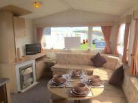 Stunning Caravan For Sale, Sea-Views & Swimming Pool, Near Haggerston & Berwick, Scottish Borders