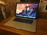 MacBook Pro 15 2.53GHz 4GB 2009