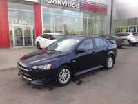 2013 Mitsubishi Lancer SE Sedan $133 Bi-Weekly PST Paid