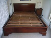 Lovely Solid Wooden Bed