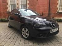 2007 Seat Ibiza reference SPORT 1.2. ** 1 OWNER FROM NEW**